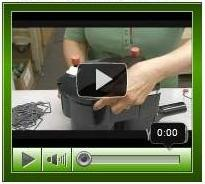 r76 c excel hand dryer push button recessed chrome r76 c hand dryers are made xlerator video